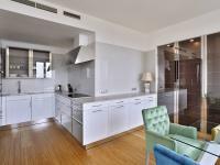 kuchně (Pronájem bytu 4+kk v osobním vlastnictví 129 m², Praha 4 - Nusle)