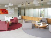 vstupní hala (Pronájem bytu 4+kk v osobním vlastnictví 129 m², Praha 4 - Nusle)