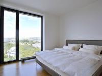 ložnice II (Pronájem bytu 4+kk v osobním vlastnictví 129 m², Praha 4 - Nusle)