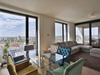 jídelna (Pronájem bytu 4+kk v osobním vlastnictví 116 m², Praha 4 - Nusle)