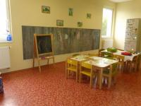 Menší místnost (Pronájem kancelářských prostor 134 m², Vestec)