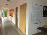 Chodba (Pronájem kancelářských prostor 134 m², Vestec)