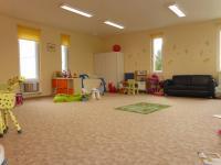 Velká místnost (Pronájem kancelářských prostor 134 m², Vestec)