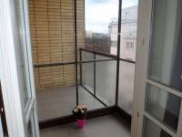 Zimní zahrada a lodžie (Pronájem bytu 2+kk v družstevním vlastnictví 56 m², Praha 3 - Vinohrady)