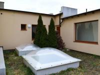 střešní terasa přístupná z bytu ve 2.NP - Prodej domu v osobním vlastnictví 184 m², Brno