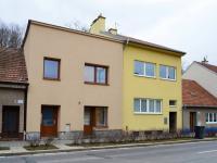 pohled na dům (Prodej komerčního objektu 184 m², Brno)
