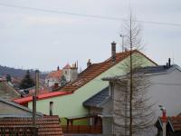 výhled z rozestavěné části (Prodej komerčního objektu 184 m², Brno)