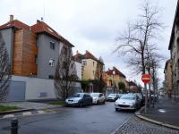 okolí (Pronájem bytu 2+1 v osobním vlastnictví 73 m², Praha 3 - Žižkov)