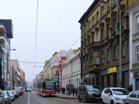 tramvajová zastávka (Pronájem bytu 1+kk v družstevním vlastnictví 24 m², Praha 8 - Karlín)