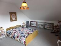 ložnice 1.patro (Prodej domu v osobním vlastnictví 322 m², Jesenice)