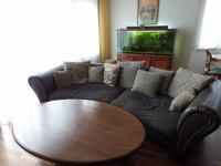 obývací pokoj (Prodej domu v osobním vlastnictví 322 m², Jesenice)