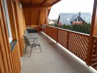 terasa v 1.patře (Prodej domu v osobním vlastnictví 322 m², Jesenice)