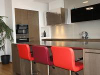 kuchyně - Pronájem bytu 3+kk v osobním vlastnictví 126 m², Praha 4 - Nusle