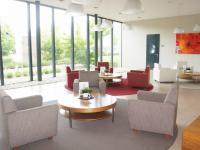 lobby - Pronájem bytu 3+kk v osobním vlastnictví 126 m², Praha 4 - Nusle