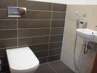 WC - Pronájem bytu 3+kk v osobním vlastnictví 126 m², Praha 4 - Nusle