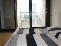 ložnice II - Pronájem bytu 3+kk v osobním vlastnictví 126 m², Praha 4 - Nusle
