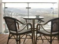 balkon - Pronájem bytu 3+kk v osobním vlastnictví 126 m², Praha 4 - Nusle