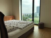 ložnice I - Pronájem bytu 3+kk v osobním vlastnictví 126 m², Praha 4 - Nusle