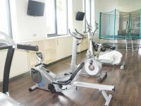 fitness - Pronájem bytu 3+kk v osobním vlastnictví 126 m², Praha 4 - Nusle