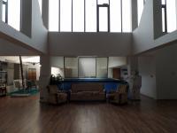 prostor v 1. patře (Pronájem obchodních prostor 100 m², Praha 7 - Holešovice)