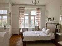 Ložnice (Pronájem bytu 3+1 v osobním vlastnictví 101 m², Praha 5 - Smíchov)