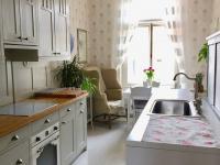 Kuchyně (Pronájem bytu 3+1 v osobním vlastnictví 101 m², Praha 5 - Smíchov)