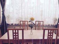 Jídelní  kout (Prodej domu v osobním vlastnictví 370 m², Praha 10 - Strašnice)
