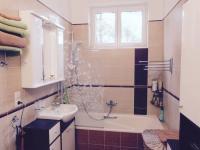 Koupelna (Prodej domu v osobním vlastnictví 370 m², Praha 10 - Strašnice)