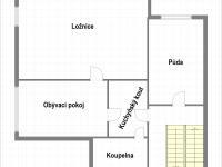 3.podlaží (Prodej domu v osobním vlastnictví 370 m², Praha 10 - Strašnice)