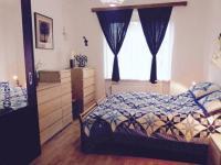 Ložnice (Prodej domu v osobním vlastnictví 370 m², Praha 10 - Strašnice)