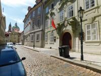 Pronájem kancelářských prostor 160 m², Praha 1 - Malá Strana