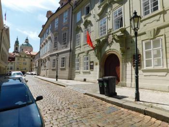 Pronájem kancelářských prostor 128 m², Praha 1 - Staré Město