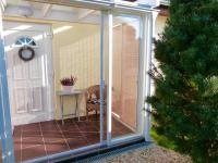 Zasklené zádveří (Prodej domu v osobním vlastnictví 81 m², Rodvínov)