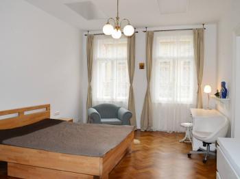 velký pokoj - Prodej bytu 2+1 v osobním vlastnictví 62 m², Praha 1 - Nové Město
