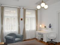 velký pokoj (Prodej bytu 2+1 v osobním vlastnictví 62 m², Praha 1 - Nové Město)