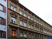 umístění bytu (Prodej bytu 2+1 v osobním vlastnictví 62 m², Praha 1 - Nové Město)