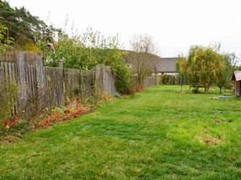 zahrada - Prodej domu v osobním vlastnictví 130 m², Želízy