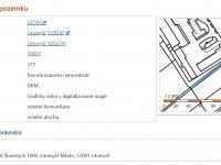 Přístup na pozemek - Prodej pozemku 58798 m², Litomyšl