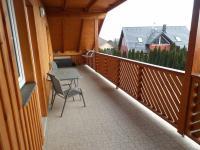 terasa v 1.patře - Prodej domu v osobním vlastnictví 322 m², Jesenice