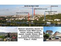 Prodej bytu 4+1 v osobním vlastnictví 167 m², Praha 4 - Podolí