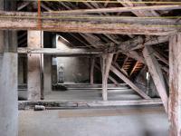 půda - Prodej domu v osobním vlastnictví 450 m², Praha 4 - Krč