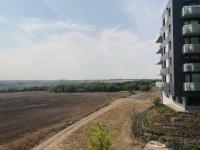 pohled z terasy - Prodej bytu 3+kk v družstevním vlastnictví 105 m², Praha 5 - Stodůlky