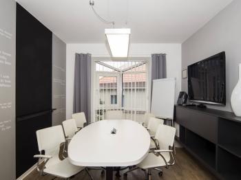 kancelář č.2 - Prodej kancelářských prostor 167 m², Praha 4 - Podolí