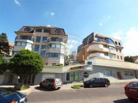 pohled na dům - Prodej kancelářských prostor 167 m², Praha 4 - Podolí