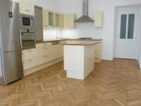 Kuchyňský kout - Pronájem bytu 3+kk v osobním vlastnictví 114 m², Praha 3 - Žižkov