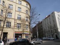 Pohled na dům - Pronájem bytu 3+kk v osobním vlastnictví 114 m², Praha 3 - Žižkov