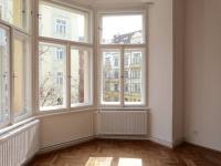 Výklenek ve velkém pokoji - Pronájem bytu 3+kk v osobním vlastnictví 114 m², Praha 3 - Žižkov