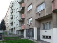 pohled na dům - Prodej bytu 2+kk v osobním vlastnictví 45 m², Praha 3 - Žižkov