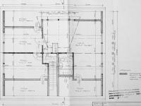 plán podkroví - Prodej domu v osobním vlastnictví 270 m², Praha 9 - Vinoř