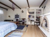 suterén - pokoj - Prodej domu v osobním vlastnictví 270 m², Praha 9 - Vinoř